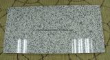 참깨 백색 G655 화강암 지면 도와 화강암 석판