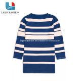 Blusa hecha punto funda larga de Ladie para las mujeres