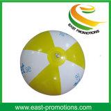Balle de plage en PVC gonflable avec impression de logo