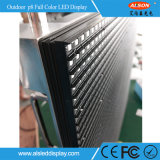 Indicador de diodo emissor de luz ao ar livre cheio Panel&#160 do arrendamento da cor P8 da venda quente; para eventos