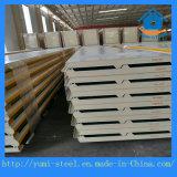 Pannello a sandwich isolato calore del tetto dell'unità di elaborazione per i rivestimenti del tetto