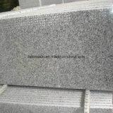 Granit gris en cristal Polished de G603 Bianco pour des carrelages