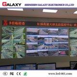 센터를 감시하는 텔레비젼 단계를 위한 고해상 실내 P1.875/P1.904 조정 LED 위원회