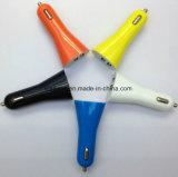 Vente en gros duelle portative universelle de chargeur de véhicule du chargeur multi USB de véhicule d'accessoires de téléphone mobile