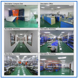 Nuevo tipo impresora de inyección de tinta industrial de la codificación de la insignia de la fecha (EC-JET500)