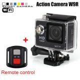 Câmera de controle remoto da ação do esporte de WiFi