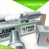 Свечи зажигания штепсельной вилки иридия лазера Ngk 6481 Ilfr6b 6481 Ilfr6b настраивают вверх RC