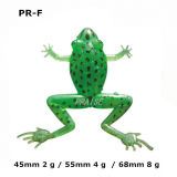 Appui Artificial Pr-F 2/4 / 8g Soft Frog Fishing Lure