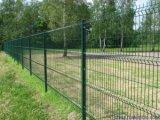 Hot Glav. ou revêtus de PVC de clôtures en treillis métallique soudé
