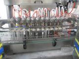 Машинное оборудование автоматической бутылки постного масла 2 in-1 заполняя покрывая