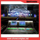 LEIDENE van de Huur van de Kleur Deifinition van Showcomplex P3.91 Hoge Volledige BinnenVertoning voor Gebeurtenis en Overleg