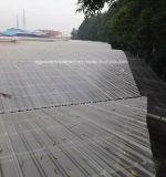 Strato ondulato del tetto della radura FRP di bella vista, strato libero del tetto di FRP