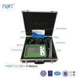 L'instrument de l'étude Pqwt-Cl700 sous terre siffle le détecteur de fuite ultrasonique de l'eau 5m