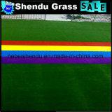 U는 건물 훈장을%s 모든 녹색 인공적인 잔디 뗏장을 형성한다