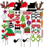 Suportes creativos da foto das decorações da forma do Natal (JG655)