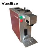 20W 기계를 인쇄하는 소형 휴대용 Raycus 섬유 레이저 소스 Laser 표하기 조각