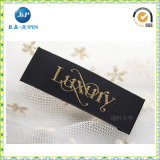 Etiqueta tejida accesorios libres de la ropa del diseño de la alta calidad (JP-CL081)