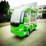 [ريستر] حارّة يبيع مسافر زار معلما سياحيّا حافلة ([رسغ-111ا])