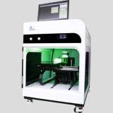 3Dレーザーのガラス機械のための水晶彫版機械プリンター