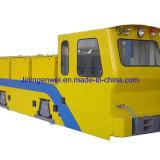 地下鉄の柵のための特別な防爆蓄電池電気機関車
