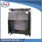 Radiateur de cuivre de Genset de radiateur de refroidissement par eau de radiateur du faisceau Wd145tad30-2