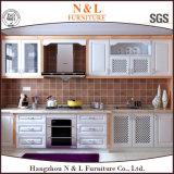 N et L cuisine de meubles modulaires en bois solide