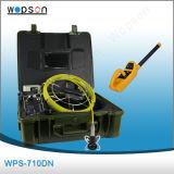 Wopson Video Cámara de inspección de drenaje con la grabación de la herramienta de fontanería