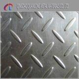 plaque de diamant de l'acier inoxydable 304 de 2mm avec le prix usine
