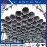 ASTM A36 Hot-DIP оцинкованный круглый стальной трубопровод
