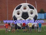 Раздувная игра цели стрельба футбола стрельба футбола (MCA-129)