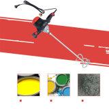 950W 650r/min inserir tinta Mini Eléctrico do acoplamento da rosca/cimento/Betoneira