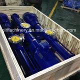 Einzelne Schrauben-Pumpe für Klärschlamm und Verdammung