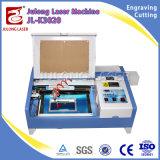 機械を作るLiaocheng Julongレーザーの彫版機械ポリマースタンプ