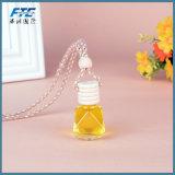 8ml Fles van de Toebehoren van de Auto van de Flessen van het Parfum van de Auto van de diamant de Hangende