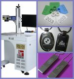 Macchina della marcatura del laser della fibra della cassa del telefono delle cellule da vendere