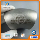 De Montage van de Pijp van de Elleboog 45D Wp316/316L van het roestvrij staal met Ce (KT0070)
