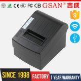 De mano impresora de recibos en la impresora de recibos por cable Wi-Fi Impresora POS