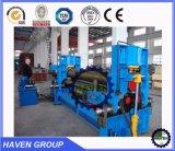 W11S-12X4000 máquina de rolamento hidráulica da placa dos rolos do universal três