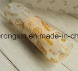 Nahrungsmittelgrad PET überzogenes Papier für das Hamburger-Verpacken