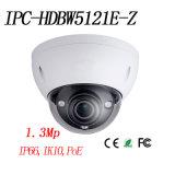 macchina fotografica Vandal-Proof della cupola di IR della rete di 1.3MP HD WDR {Ipc-Hdbw5121e-Z}