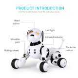Control remoto inteligente de la electrónica y de la educación del perro robot de juguete con caminar y bailar