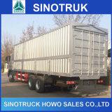 Sinotruk HOWO A7 371HP 420HP 10 짐수레꾼 Box Wing 밴 Cargo Truck 가격