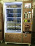 "Grand Snack & Drink Combo vending machine avec 12""LCD Ad-Screen (KM006-M12)"