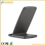 Stand sans fil de remplissage rapide de chargeur de Qi pour l'iPhone 8