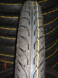 Neumático 225-17, 80/90-17, 275-17, 60/90-17, 80/90-18, 275-18 de la motocicleta de Filipinas