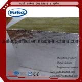 Scheda delle lane di roccia del basalto di alta qualità con il di alluminio di FSK
