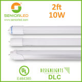 3000K/4000K/5000K/6500K de temperatura de color TUBO LED T8