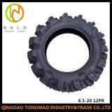 Traktor-Gummireifen des Tongmao gute Qualitätslandwirtschaftliche Bauernhof-8.3-20 12pr der Felgen-W7