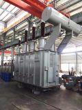 trasformatore a bagno d'olio di alimentazione di rete di 220kv 110kv 66kv
