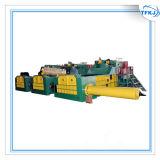 Y81t-1600 Reciclar hidráulico da enfardadeira de sucata de aço máquina de enfardamento